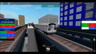 Roblox MTA NYC Subway R143 L Train