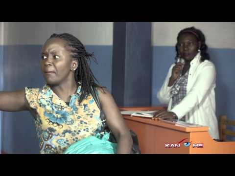 Hospital hostage.  Kansiime Anne. African comedy.