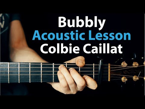 485 Mb 518 How To Play Bubbly By Colbie Caillat On Guitar