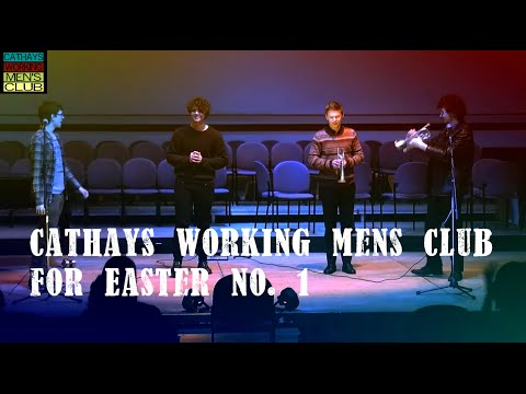 Easter Song - OFFICIAL VIDEO - Cathays Working Men's Club