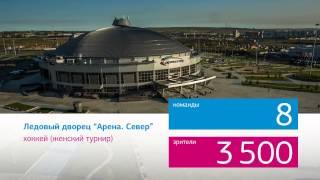 ИНФРАСТРУКТУРА УНИВЕРСИАДЫ-2019