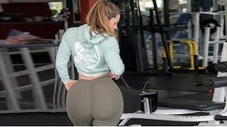 AMAZING GIRLS IN GYM (UNREAL WOMAN WORKOUT COMPILATION) Female Fitness Motivation HD