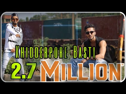 Khidderpore Basti | Official Music Video | Minaj Khan | DC Christiano | Latest Rap Song 2018
