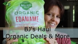 BJ's Haul - Organic Deals and More
