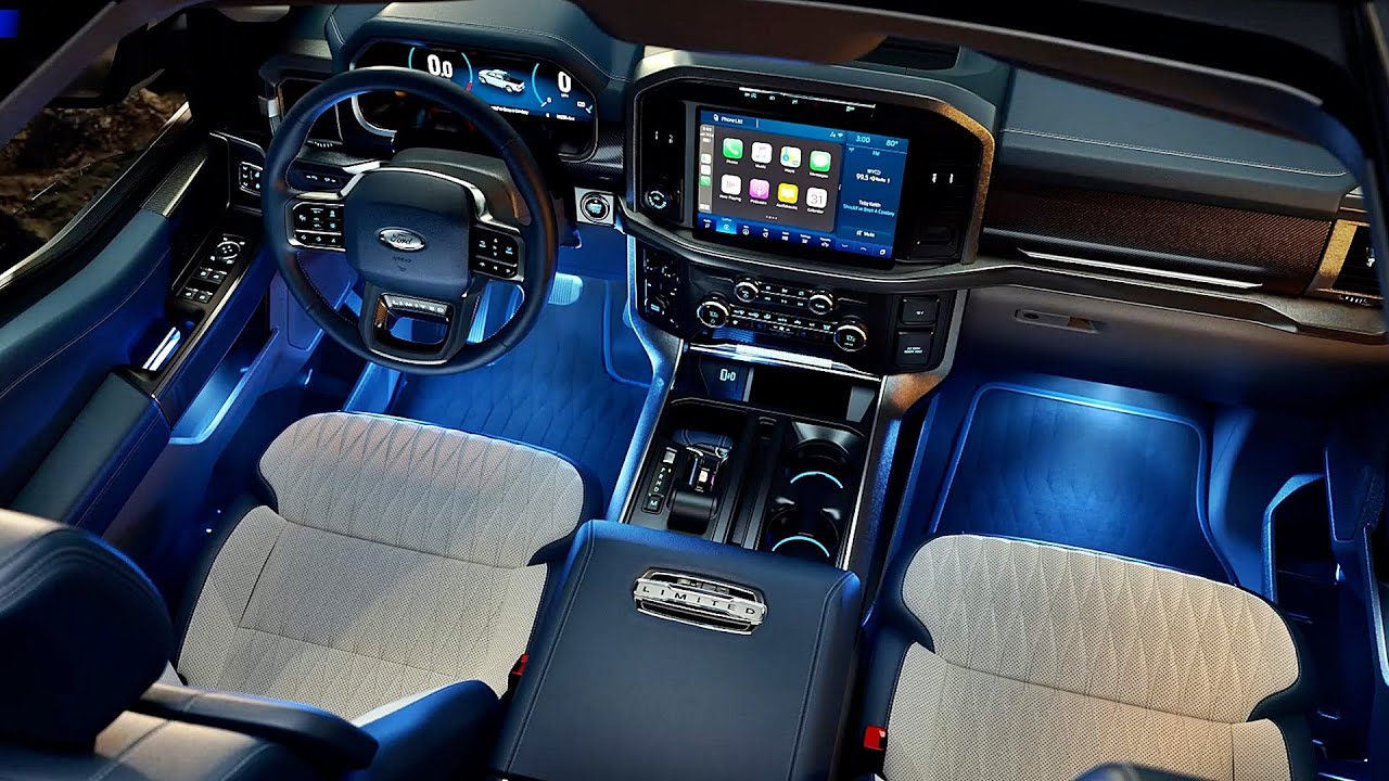The interior is completely redesigned to elevate truck owners'. 2021 Ford F 150 Max Recline Seats Exterior Colors Youtube