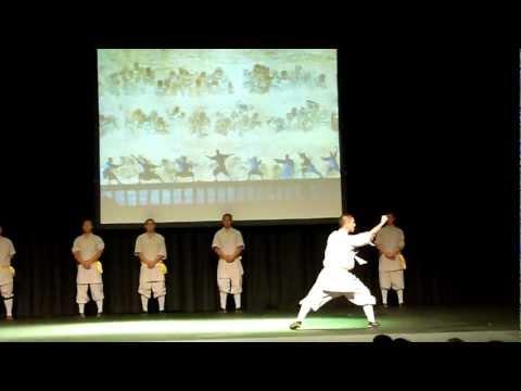 Europa Shaolin Kultur-Festival 2012 -- Berlin, Urania -- 1