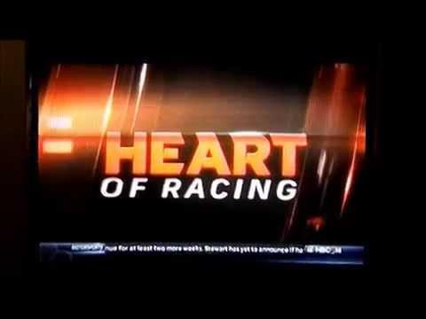My Movie Heart Of Racing NASCAR AMERICA 8 13 14