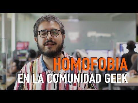 La homofobia en la comunidad Geek