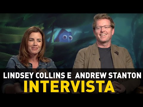 Finding Dory: Andrew Stanton and Lindsey Collins on Pixar, animation challenges and John Carter