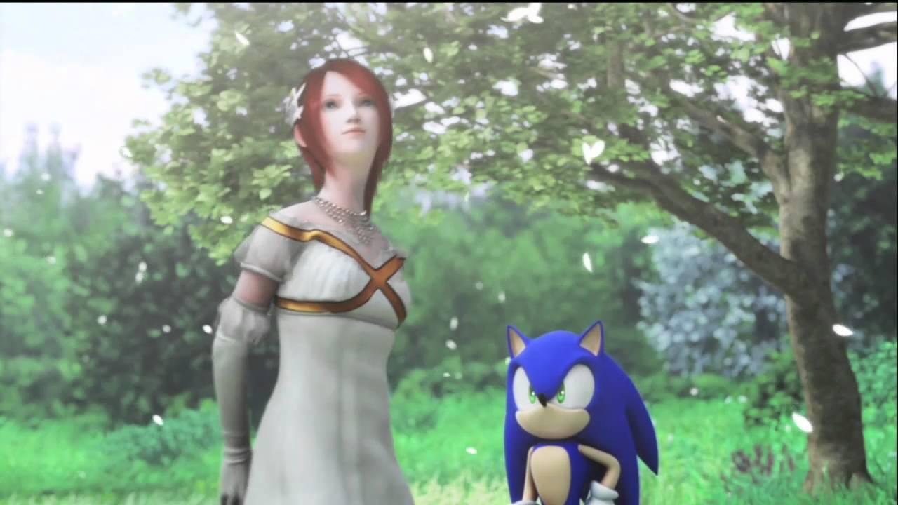Sonic The Hedgehog 2006: Cutscenes (Sonic Part 3) [HD