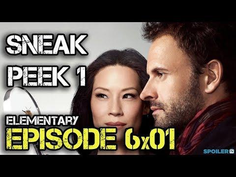 "Elementary 6x01 Sneak Peek 1 ""An Infinite Capacity for Taking Pains"""