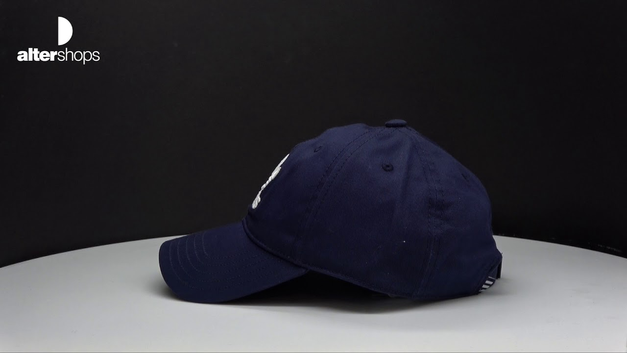 adidas Originals Trefoil Cap CD6973 FW19 - YouTube 8fedca17618