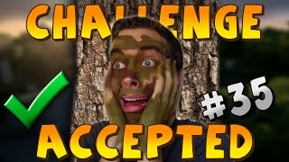 CHALLENGE ACCEPTED! #35 [CAMOUFLAGE!]