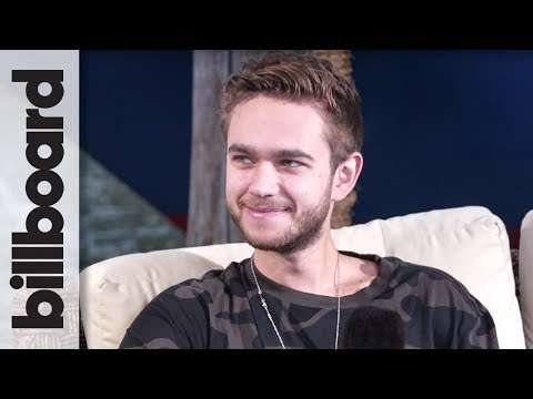 Zedd Rapid Fire Questions: Comfort Food, Celebrity Crush, & More! | Billboard Hot 100 Fest 2017