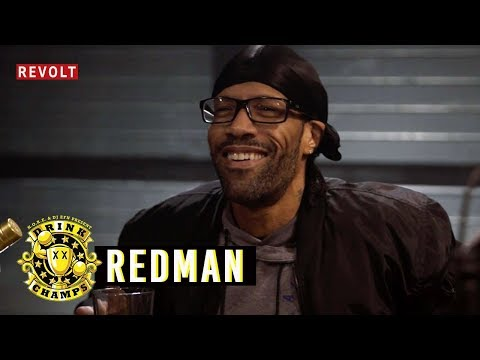 DJ Sandman - Redman Sits Down With N.O.R.E. and DJ EFN On This Episode Of Drink Champs