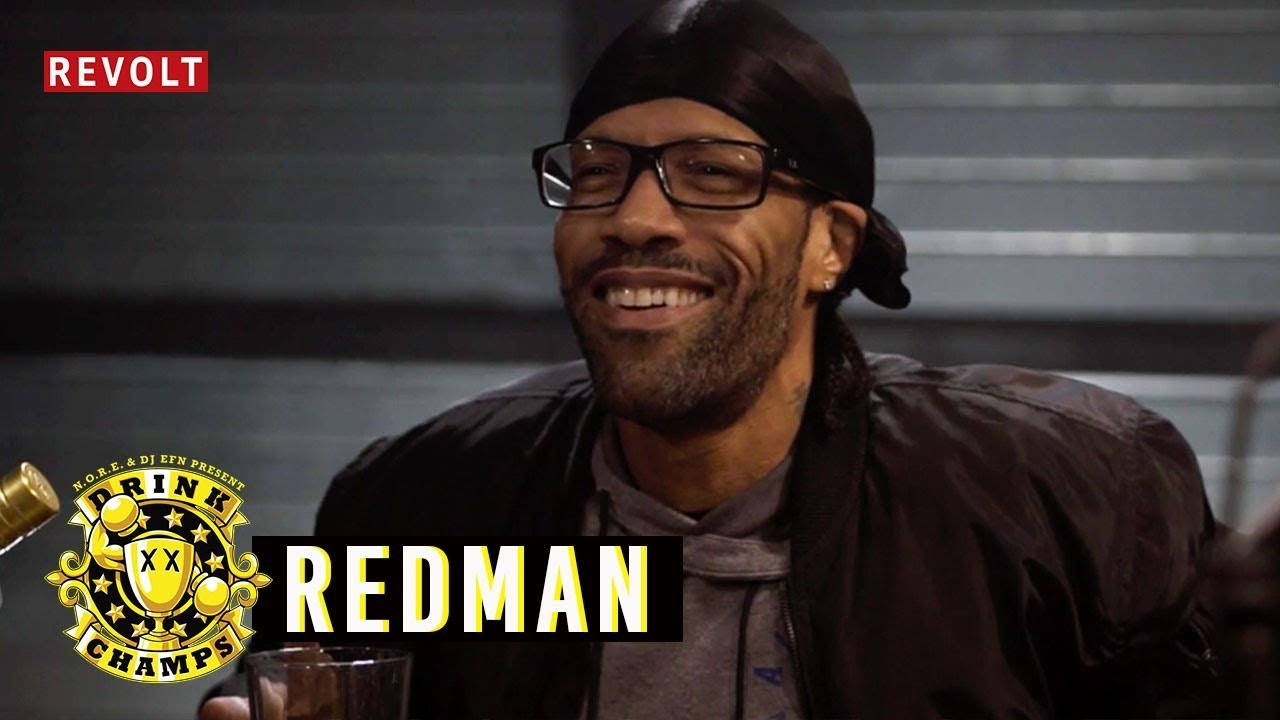 Redman | Drink Champs (Full Episode)