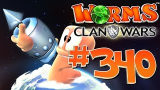 [340] Sending Fans To Space! (Worms Clan Wars)