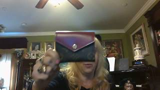 Video SMALL YT TAG AND UNBOXING OF  VUITTON FLOWER HOBO BORDEAU AND ZOE WALLET download MP3, 3GP, MP4, WEBM, AVI, FLV Juni 2018