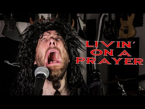 BEARDO - Livin´ On A Prayer (metal cover by Leo Moracchioli)