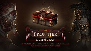 What's in the Frontier Mystery Box?