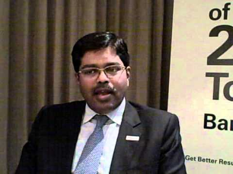 Oracle's Senthil Kumar on challenges/opportunities of marketing financial  services to GenY