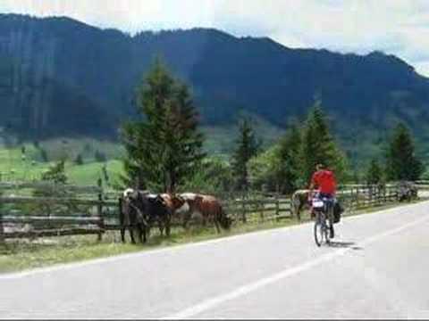 Rumunia - wyprawa rowerowa