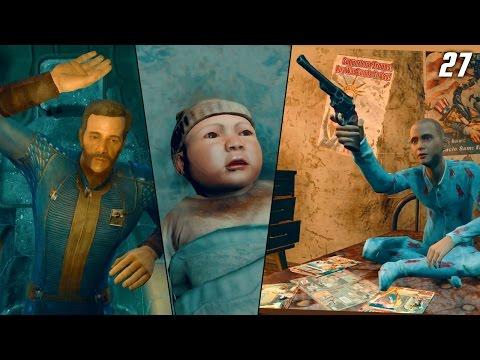 Stream - Fallout 4 Survival - 27 - Kellogg's Past Remixed!