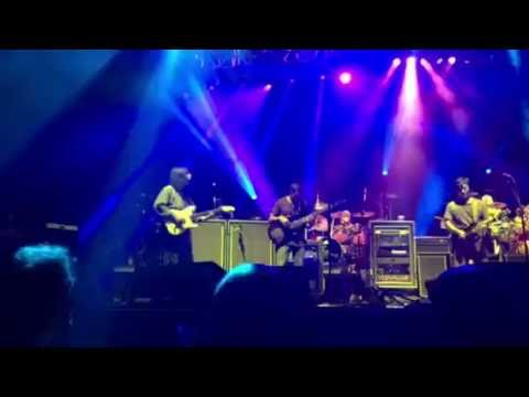 """The Allman Brothers' Family Incident """"Aint' Wastin' Time No More"""" @ Peach Music Festival"""