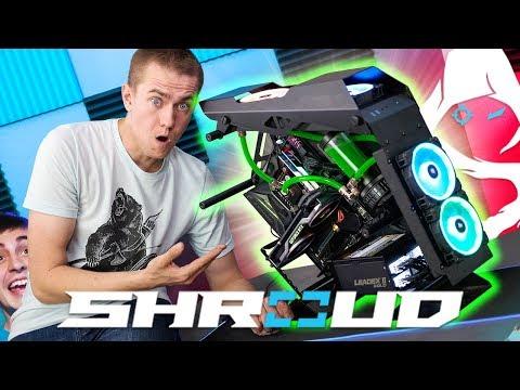 Building Shroud's Gaming PC