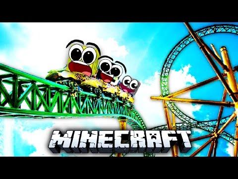 VIEEEL ZU HOOOOOOCH?! - Minecraft Rollercoaster Times 5 [Deutsch/HD]