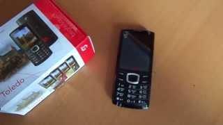 обзор Телефона BQ-2406
