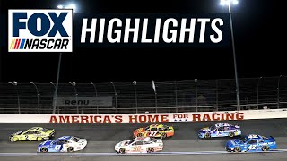 Alsco 500 at Charlotte | NASCAR ON FOX HIGHLIGHTS
