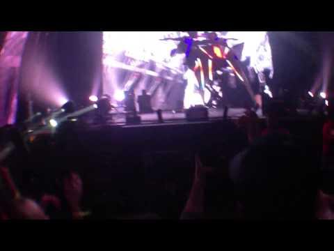 Skrillex live in Detroit for Bang NYE; January 1, 2013 (Full Set with Tracklist)