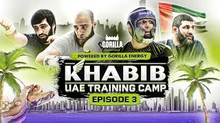 INSANE! UAE Training Camp | Episode 3