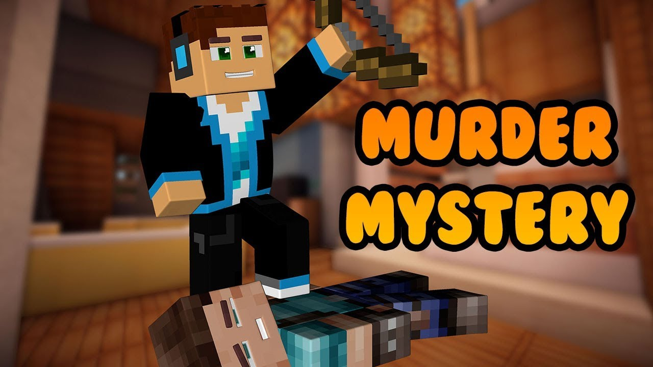 DZIKIE STRZAŁY ZZA ŚCIAN! | MINECRAFT MURDER MYSTERY #27