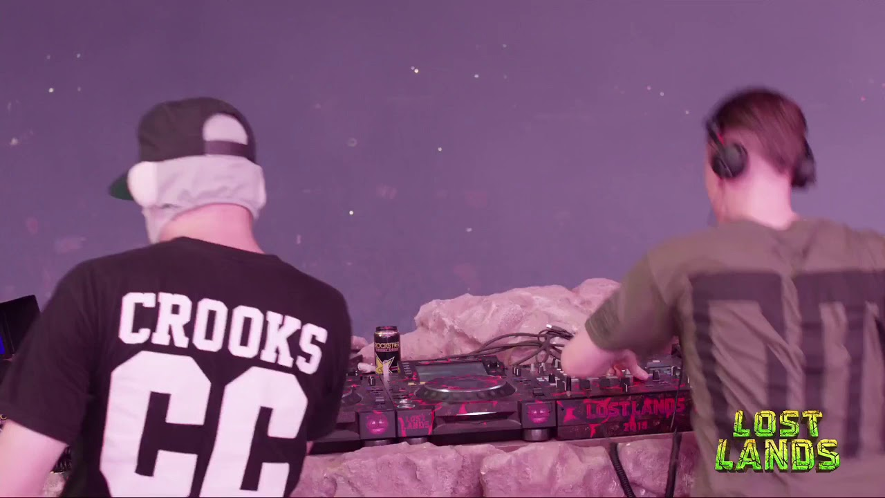 05563f24a Cookie Monsta B2B Funtcase live Lost Lands 2018 - YouTube