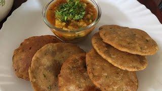 Bedai poori recipe/ halvai jaisi bedai poori / how to make bedai poori by cooking with girija