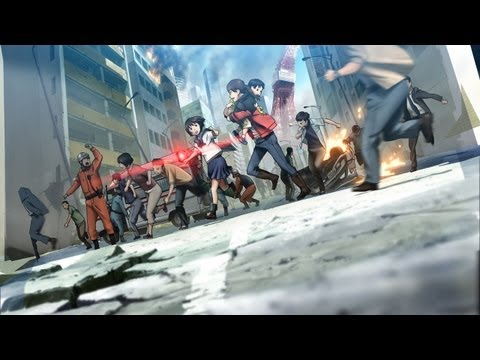 """Tokyo Magnitude 8.0"" Trailer (English Subbed)"