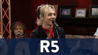 R5 In-Studio! | The Kidd Kraddick Morning Show Part 1/4