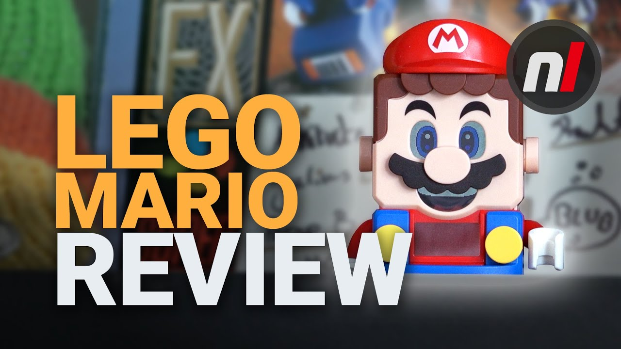 LEGO Super Mario Review - Is It Just for Kids?