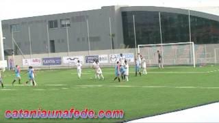 Allievi Nazionali:Catania-Reggina 1-0