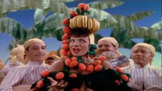 HARRY BELAFONTE & CARMEN MIRANDA - DAY-O, BANANA BOAT SONG