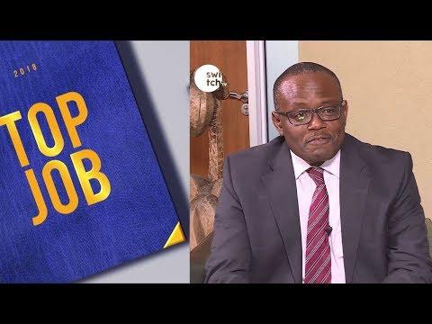 There's no such thing as a bad job - Abel Munda, MD Liberty Life Kenya - Top Job