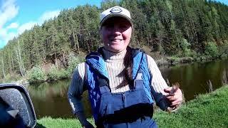 Рыбалка в  Свердловской области  - видео 2018