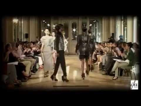 2011 IFA Paris Fashion School Graduation Show in Paris