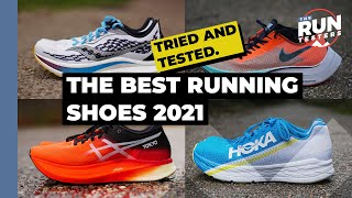 Best Running Shoes 2021: What Made Our Rotations from feat. Nike, ASICS, Adidas, HOKA & more