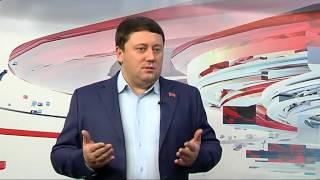 Депутат ЗС Амурской области Сергей Абрамов в программе ''В центре внимания'' 18 ноября 2014 г.