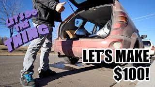 Video Busy Day Making Money From Garbage - Selling On Kijiji Here We Come! download MP3, 3GP, MP4, WEBM, AVI, FLV Agustus 2018