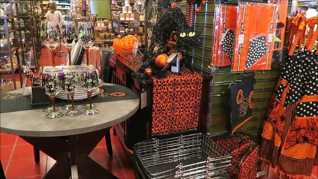 pier 1 barnes noble kohls fall halloween dcor 2015 youtube - 2016 Halloween Decor