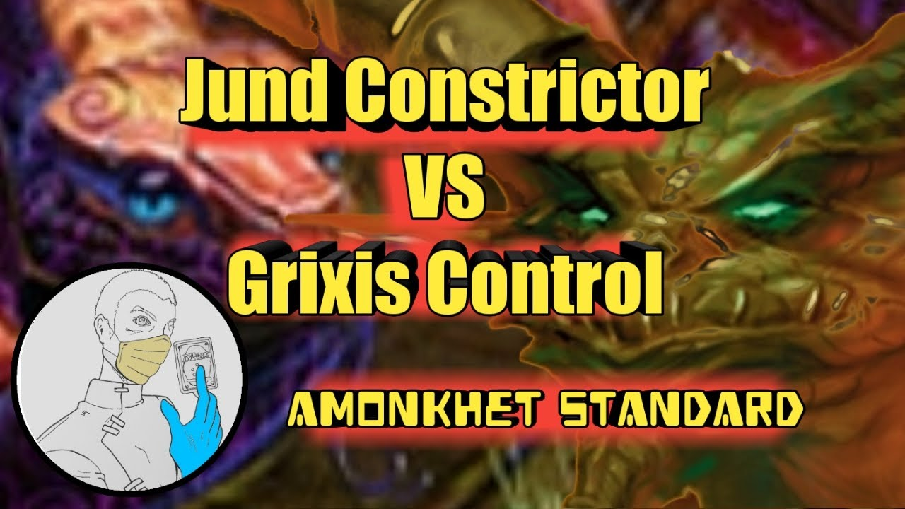 Jund Constrictor Vs Grixis Control ( Amonkhet Standard ) YouTube